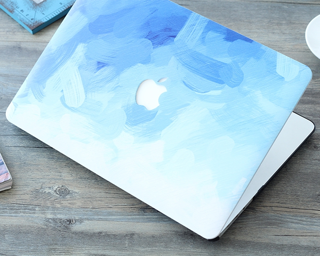 Color Painting Macbook Air 13 Hard Case Unique Laptop Protective Skin,  Macbook Pro Retina 15 Inch Case 13 Inch Cover Macbook Sleeve